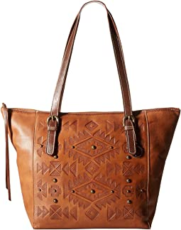 American West - Mystic Shadow Bucket Tote