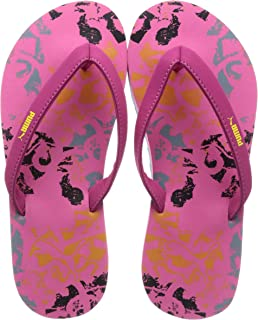 Puma Women's Ronni V3 Idp Beetroot Purple-Sulphur-PUM Outdoor Sandals