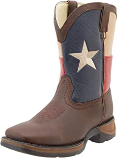 Durango Kids BT246 Lil' 8 Inch Texas Flag