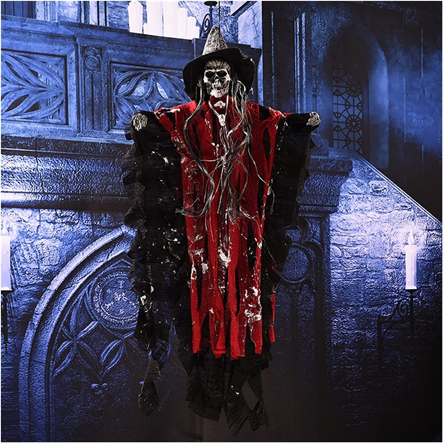 Haunted House Party Decor Max Max 55% OFF 50% OFF Props Hanging Halloween G Decorations