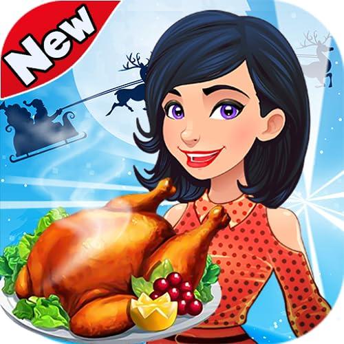 Cocina Juegos de cocina Restaurante Comida Navidad