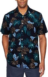 Enlision アロハシャツ メンズ 半袖 夏 通気 速乾 柄シャツ 人気 ハワイアンシャツ 和柄 花柄 祭り カジュアル 大きいサイズ M~XL