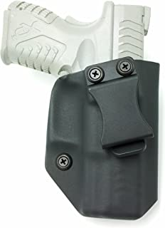 """Fast Draw USA - Compatible with Springfield XDm 9/40 3.8"""" IWB Kydex Holster Inside Waistband Concealed Carry Holster Made in USA"""