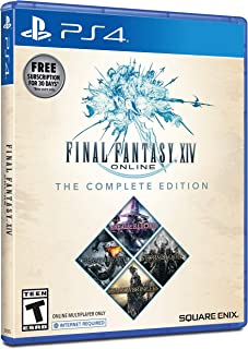 Final Fantasy XIV Online: Complete Edition - PlayStation 4