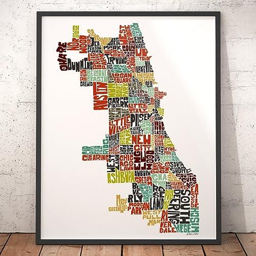 Neighborhoods of Chicago: Amazon com