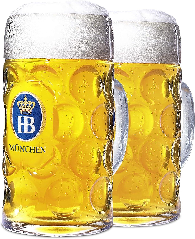 KING DIAMOND BIERGLAS BEER GLASS FATAL PORTRAIT PINT 570 ml