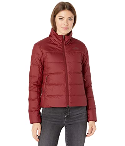 The North Face Hybrid Insulation Jacket (Pomegranate) Women