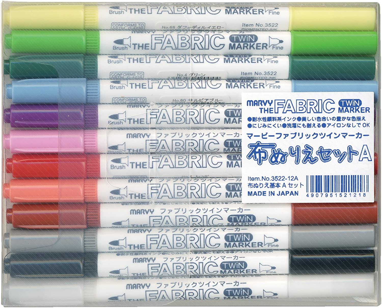 suministro directo de los fabricantes Mabi tela doble marcador de sistema sistema sistema del paño para Colorar · Un No.3522-12A  marca en liquidación de venta