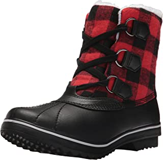 Best womens plaid boots Reviews