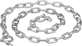 SEACHOICE Galvanized Anchor Lead Chain 3/16 x 4' 44101, Unspecified