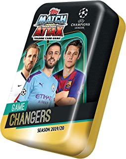 Topps 2019/20 UEFA Champions League Match Attax Midi Tin