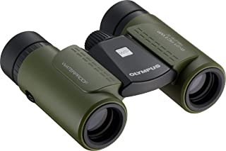 OLYMPUS 双眼鏡 8x21 小型軽量 防水 グリーン 8X21RC II WP GRN