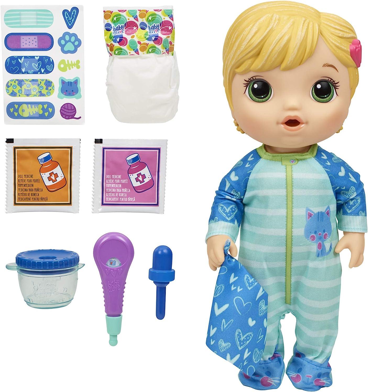 Ba All Better - Baby BLD Hair (Hasbro, E69375X0)