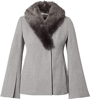 Royal Blue Paisley Women's Blazer (Size 6)