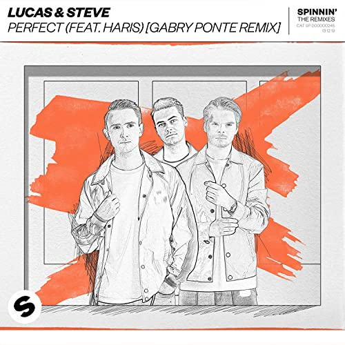 Lucas & Steve feat. Haris - Perfect (Gabry Ponte Remix)