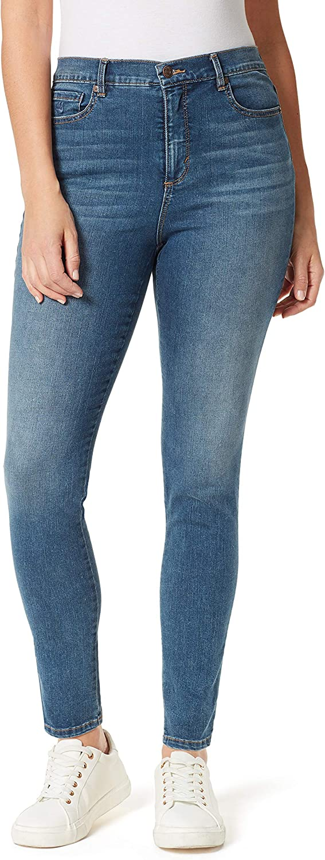 Gloria Vanderbilt Women's Amanda High Rise Skinny Jean