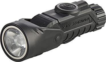Streamlight 88903 Vantage 180 Helmet/Right-Angle Multi-Function Flashlight, Black - 250 Lumens