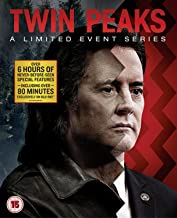 Twin Peaks: A Limited Event Series Slipcase Version  2017