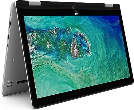 XIDU Touchscreen 2-in-1 Laptop, 11.6-Inch Full HD IPS Display