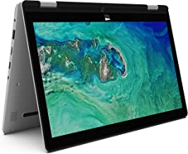 XIDU PhilBook Touchscreen 2-in-1 Laptop, 11.6-Inch Full HD IPS Display Convertible Notebook, Intel Atom Processor, 4GB RAM, 64GB eMMC, Webcam, WiFi, Bluetooth, USB 3.0, HDMI, Windows 10 Home, Silver