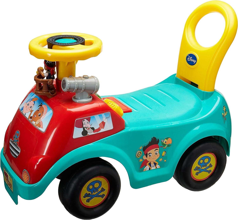 Jake and The Neverland Pirate Activity RideOn  Cutie Caretaker Activity RideOn