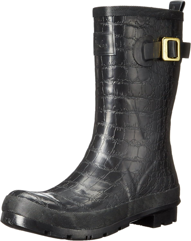 Joules Women's Crockington Short Rain Boot
