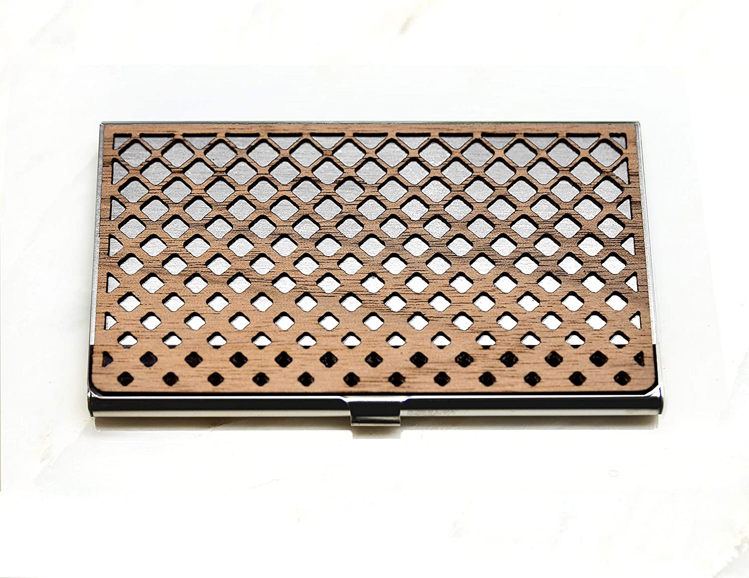 Wood Business Card Ultra-Cheap Deals Large-scale sale Holder Case Credit RFID