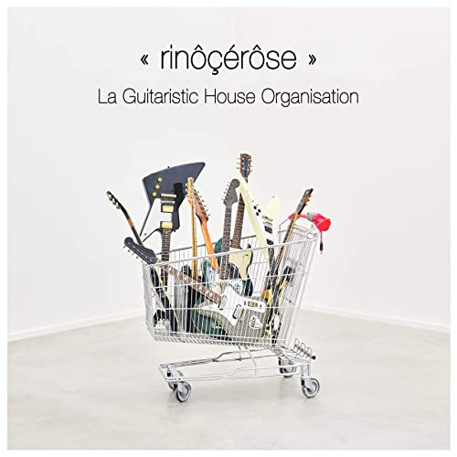 La Guitaristic House Organisation