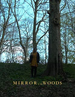 mirror in woods