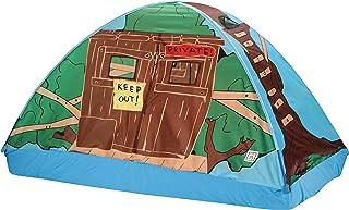 خيمة لعب للسرير مزينة بالاشجار من باسيفك بلاي تينتس - مناسبة للمرتبة بحجم كامل - رقم الموديل: 19791
