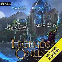 Genesis: Legends Online, Book 1