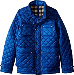 Burberry Kids - Halesworth Jacket (Little Kids/Big Kids)