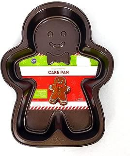 wilton Gingerbread Boy Nonstick Cake Pan 2105-8821
