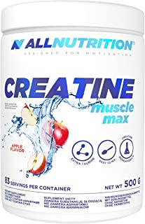 Allnutrition Creatine Muscle Max, Apple, 500g