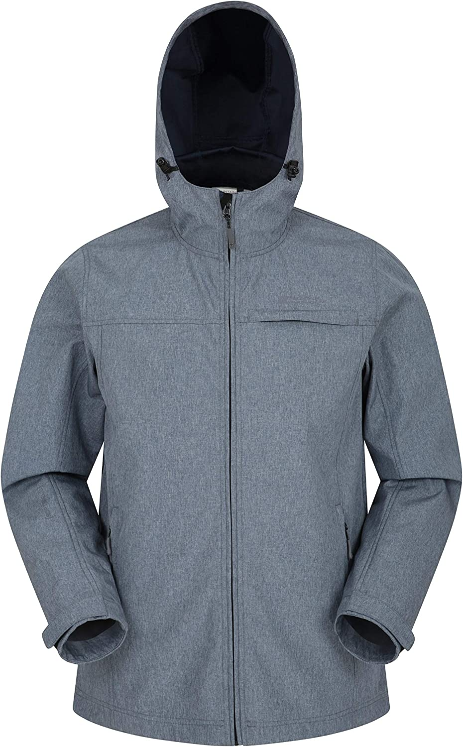 Sales of SALE items from new works Mountain Our shop most popular Warehouse Mens Textured Softshell - Water Resist Jacket