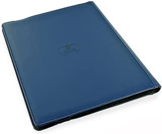 Ultimate Guard 9-Pocket FlexXfolio, XenoSkin, Blue