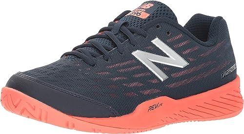 New Balance Wch896 B Textile Synthetic - - - f2 schwarz Orange, Größe 12  preiswert kaufen