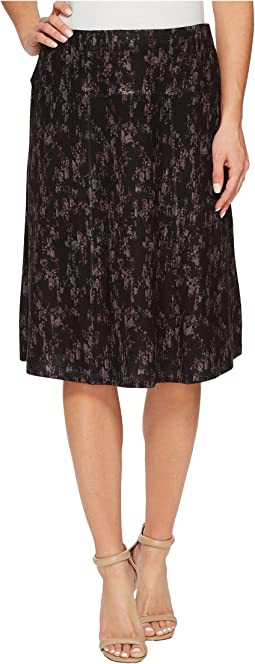 Nally & Millie - Printed Short Length Skirt