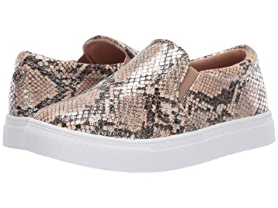Steve Madden Kids Gills (Little Kid/Big Kid) (Natural Snake) Girl