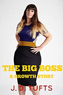 The Big Boss: A Growth Story (English Edition)