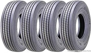 Set 4 Freedom Hauler Dutymax All Steel ST235/85R16 RV Trailer Tire 14 PR Load Range G
