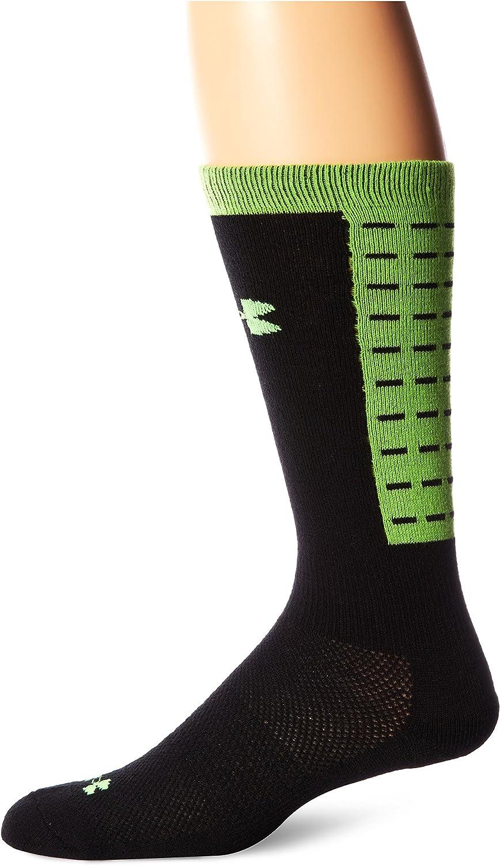 Under Armour Men's ColdGear Dash Crew Socks (1 Pair)