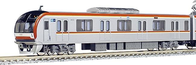 Tokyo Metro Yurakucho/Fukutoshin Line Series 10000 (Basic 6-Car Set) (Model Train) by Kato