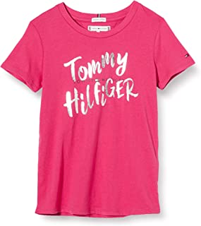 Tommy Hilfiger On Graphic tee S/S Camiseta para Niñas