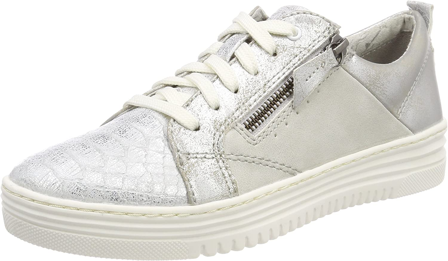 JANA Women's 23701 Low-Top Sneakers