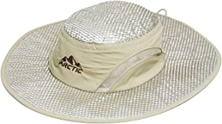 Brand Developers Arctic Hat, Evaporative Cooling Hat with UV Protection Beige
