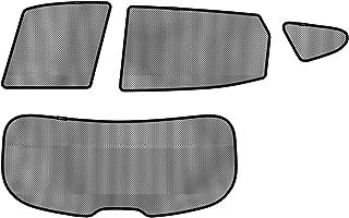 3D MAXpider S1HY0280 Soltect Sonnenschutz Komplettset passgenau (für ausgewählte Hyundai Santa Fe Modelle)