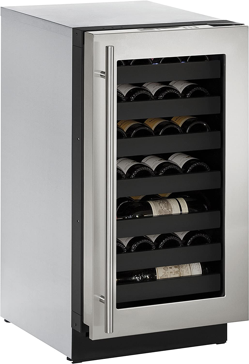 U-Line U3018WCS00A Built-in Wine Clearance SALE Limited time Storage Stainless 18