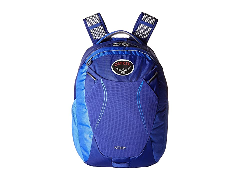 Osprey Koby Kids (Hero Blue) Backpack Bags