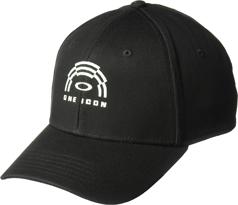 Oakley Men's 6 Panel 2021 new Logo Challenge the lowest price Hat